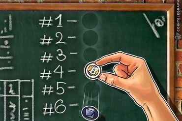バブル・トラブル―上位10種の暗号通貨が、ビットコインを除き全速力でその価格を落とす