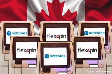 カナダとオーストラリアで7,000の新しいビットコインATMが設置へ