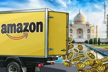 Amazonのインドのeコマース市場への投資計画はビットコインブームに繋がるか