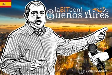 Andreas Antonopoulos conversó con Cointelegraph España durante su visita a Argentina en LaBITconf