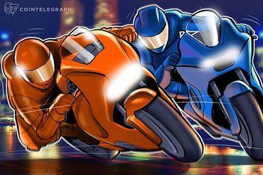 Wochenrückblick 7. April - 13. April: Aktienmärkte gegen Kryptowährungsmärkte