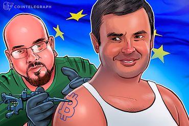 Los miembros del Parlamento Europeo están de acuerdo en que la criptomoneda ha llegado para quedarse