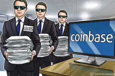Coinbase Informs 13K Affected Customers Of Imminent Data Handover To IRS