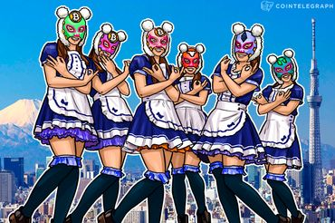 Uma nova voz para os criptos: O grupo pop japonês 'Virtual Currency Girls'