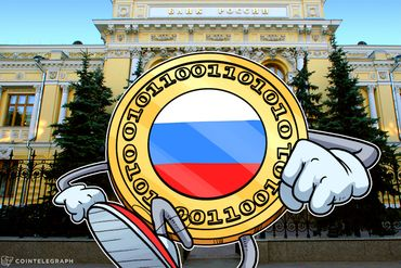 BREAKING: Russia Issuing 'CryptoRuble'