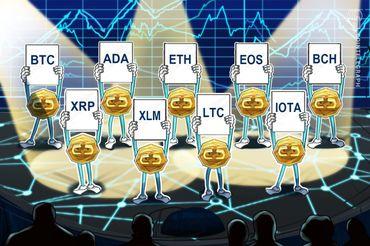 Bitcoin, Ethereum, Ripple, Bitcoin Cash, EOS, Litecoin, Cardano, Stellar, IOTA: Analisi dei prezzi, 22 giugno