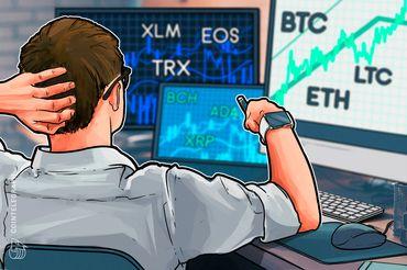 Bitcoin, Ethereum, Ripple, Bitcoin Cash, EOS, Litecoin, Cardano, Stellar, TRON: Analisi dei prezzi, 22 maggio