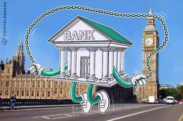 Banka Engleske testira blokčein karakteristike za novi platni sistem