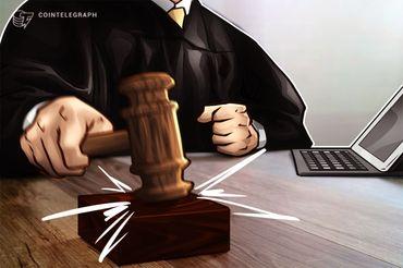 Questões do conselho de valores mobiliários do estado do Texas da ordem de cessar e desistir para os promotores da criptomoedas