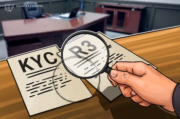 Banks and Regulators Complete KYC App Test on R3 Blockchain Platform