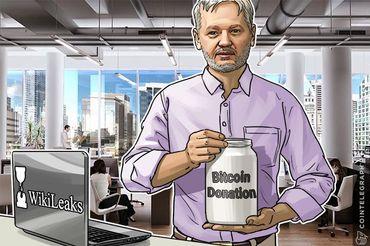 Julian Assange agradece ao govenro dos EUA e a senadores por investimento forçado em Bitcoin