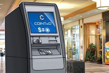 Criptomonedas en el Centro: la compañía crea cajeros automáticos de criptomonedas para uso regular