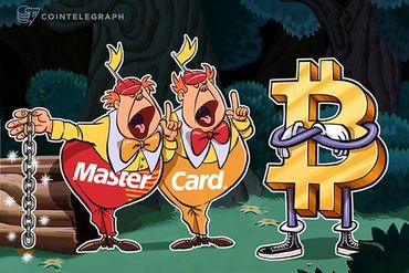 MasterCard anuncia pagamentos Blockchain B2B apesar da rejeição ao Bitcoin