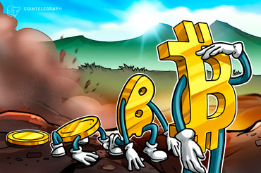 Data says only 22% of Bitcoin supply left in circulation as BTC rally 'far from done'