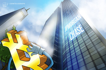 JPMorgan will get into Bitcoin 'at some point', says co-president