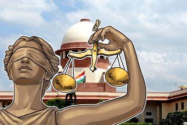 La Corte Suprema de la India examina las últimas peticiones contra la prohibición de los criptos del Banco Central