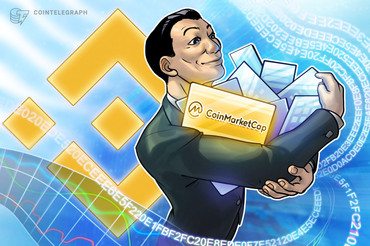 Binance Announces CoinMarketCap Acquisition, CZ Gives the Scoop