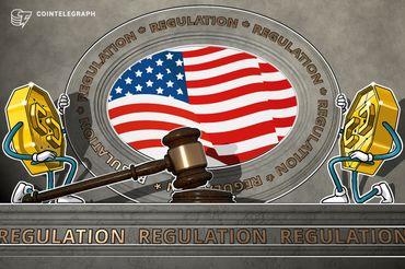 Taxas de arquivos da SEC dos EUA contra o distribuidor de valores mobiliários apoiado por Bitcoin
