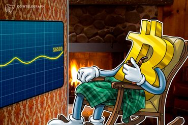 Crypto Markets Continue to See Low Volatility, With Scant Few Coins Budging in Price