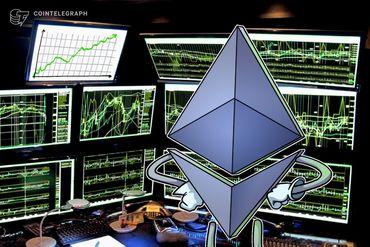 Mercado repunta: Ethereum se dispara un 18% más de $200, Bitcoin recupera marca de $6500