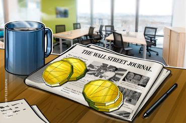 Wall Street Journal Creates, Then Destroys Own Cryptocurrency