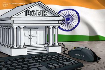 Hitachi e o maior parceiro do banco governamental da Índia em grande plataforma de pagamentos digitais