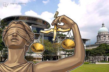Provedor de liquidez processa casa de câmbio por US $ 13,7 milhões no primeiro caso de corte BTC em Cingapura