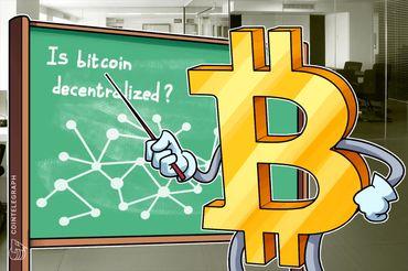BlockShow上專家們對比特幣的去中心化以及區塊鏈的利弊展開討論