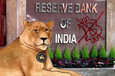 Reserve Bank of India pede que Suprema Corte regule criptomoedas