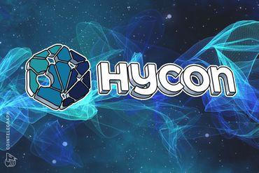 HYCON começa a negociar na OKEx