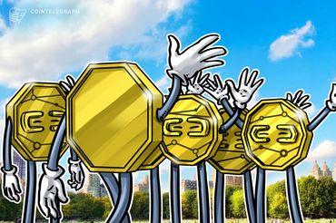 Tercera principal criptobolsa OKEx lista cuatro monedas estables a la vez