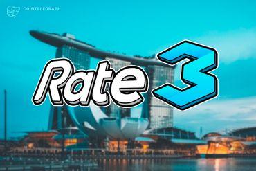 Rate3 Bridges Enterprises with Blockchain's Benefits Through Asset Tokenization