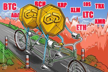 Bitcoin, Ethereum, Ripple, Bitcoin Cash, EOS, Stellar, Litecoin, Cardano, Monero, TRON: Price Analysis, Nov. 14
