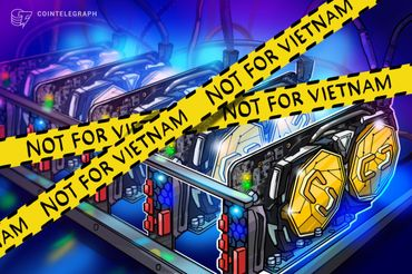 The State Bank of Vietnam Suspends Import of Crypto Mining Hardware