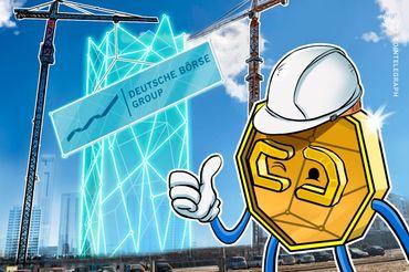 Deutsche Börse estabelece unidade gerenciada centralmente dedicada para blockchain e ativos em cripto