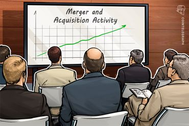 In the 'Opportune' Bear Market, Crypto Merger & Acquisitions Surge Over 200% in 2018