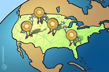 """بورصة العملات المشفرة """"أوكي كوين"""" توسّع التداول إلى ٢٠ ولاية أمريكية أخرى"""