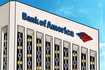 バンク・オブ・アメリカ、仮想通貨を保管するための企業向けシステムで特許取得