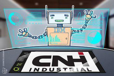 Investitionsgüter-Hersteller CNH Industrial will zusammen mit IBM Blockchain implementieren