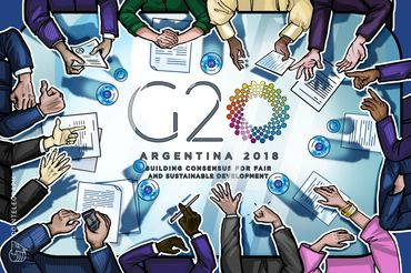 """Fórum do G20 arquiva prazo para """"recomendações muito específicas"""" da Crypto777"""