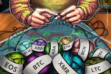 Kursanalyse, 27. Oktober: Bitcoin, Ethereum, Ripple, Bitcoin Cash, EOS, Stellar, Litecoin, Cardano, Monero, TRON