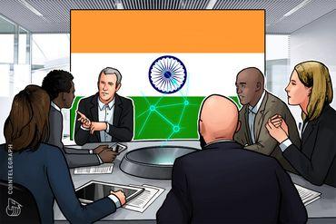 """Indisches Internet-""""Blockchain-Gremium"""": Große Firmen unter den Mitgliedern"""