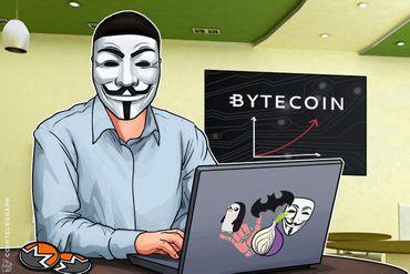 仮想通貨バイトコイン(Bytecoin)が20%暴落 バイナンス上場撤廃うけ