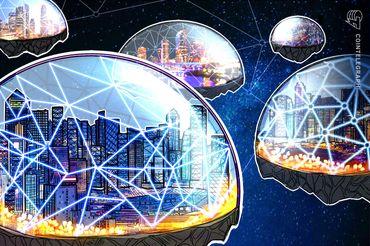 Nove principais operadoras de entrega lançam rede global de negócios baseada em blockchain