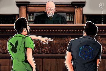 Processo da Playboy: como o desenvolvedor do Blockchain falhou no vice-token da indústria