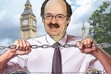 英国によるガバナンスに基づいたブロックチェーンの採用