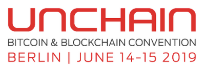 UNCHAIN in the crypto calendar by Coin360: Blockchain conferences, Cryptocurrency forums, Summits and Other events