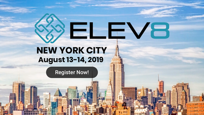 ELEV8 New York in the crypto calendar by Coin360: Blockchain conferences, Cryptocurrency forums, Summits and Other events