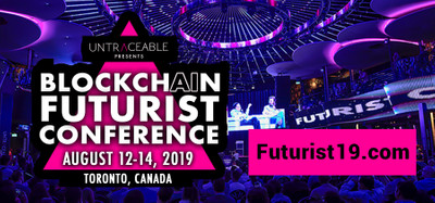 Blockchain Futurist Conference in the crypto calendar by Coin360: Blockchain conferences, Cryptocurrency forums, Summits and Other events