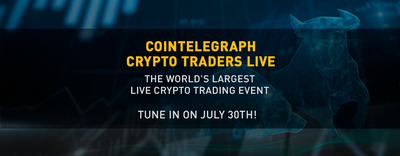 Cointelegraph Crypto Traders Live